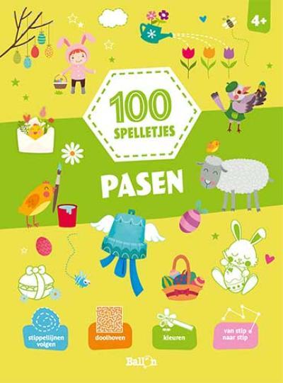 Pasen – 100 spelletjes