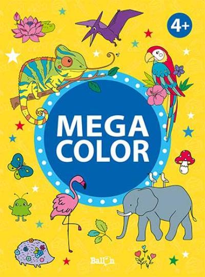 Mega Color 4+