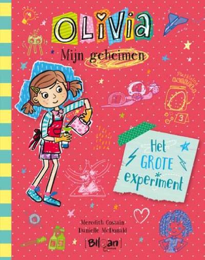 4 Olivia – Mijn geheimen – Het grote experiment