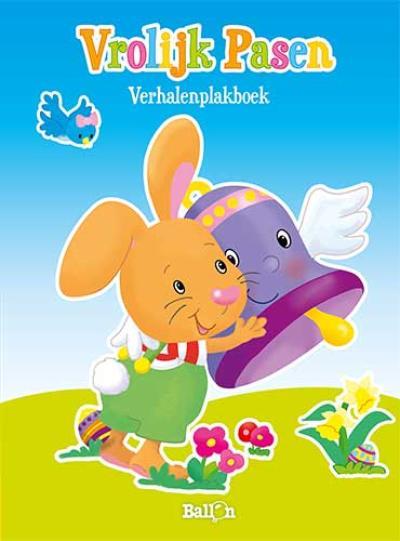 Vrolijk Pasen – Verhalenplakboek