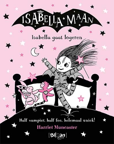 9 Isabella Maan gaat logeren