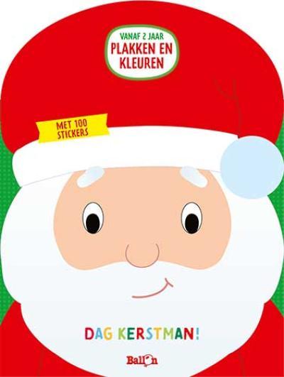 Dag Kerstman! (Ik en mijn vriendjes)