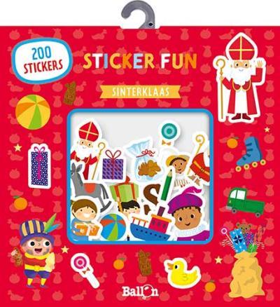 Sticker Fun – Sinterklaas