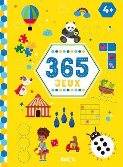 365 jeux 4+