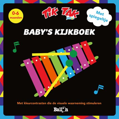 Tik Tak – Baby's Kijkboek (Buikboek)