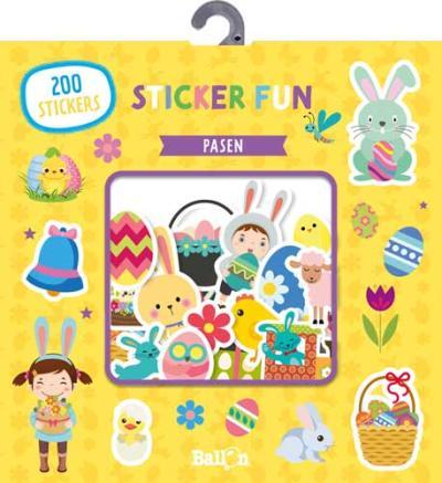 Sticker Fun – Pasen