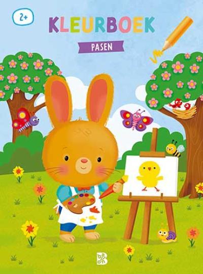 Kleurboek Pasen