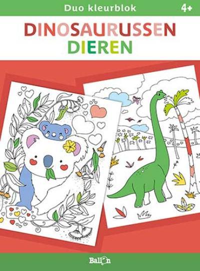 Dinosaurussen en dieren