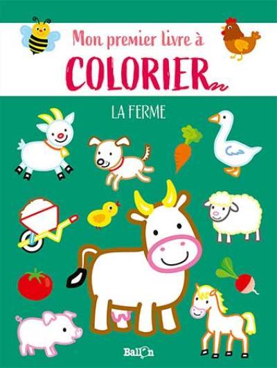 Les p'tits canards coloriages – La ferme