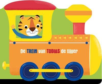 De trein van Tobias de tijger