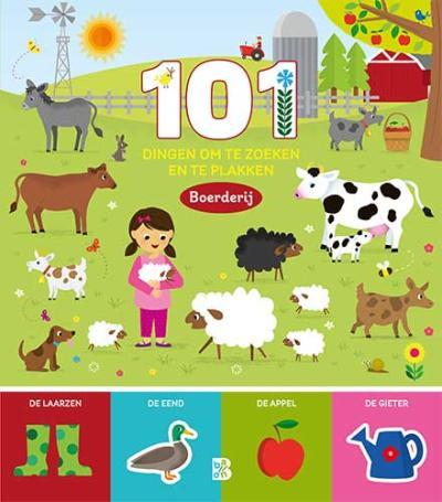 101 dingen om te zoeken en te plakken: boerderij