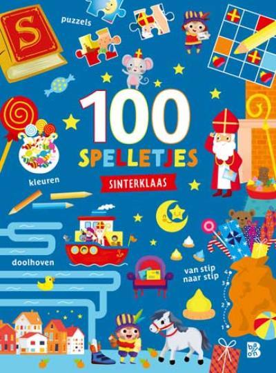 100 spelletjes – Sinterklaas