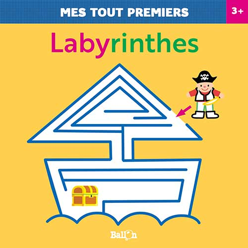 Labyrinthes 3+