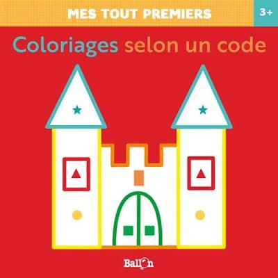 Coloriages selon un code 3+