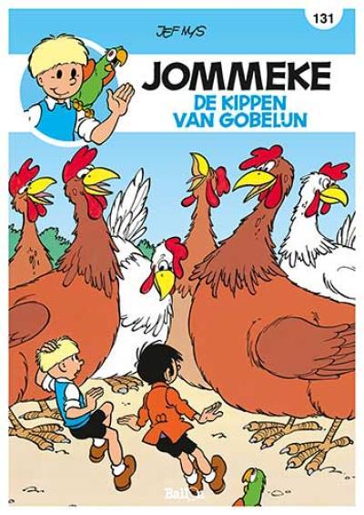 131 De kippen van Gobelijn
