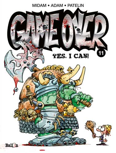 11 Yes, I can!