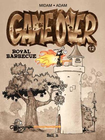 12 Royal barbecue