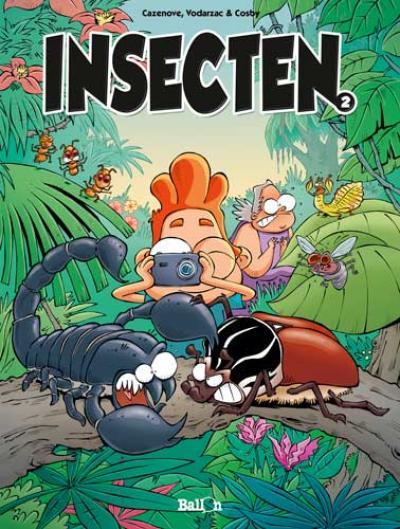 2 Insecten deel 2