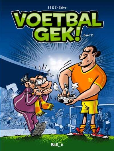 11 Voetbalgek! deel 11