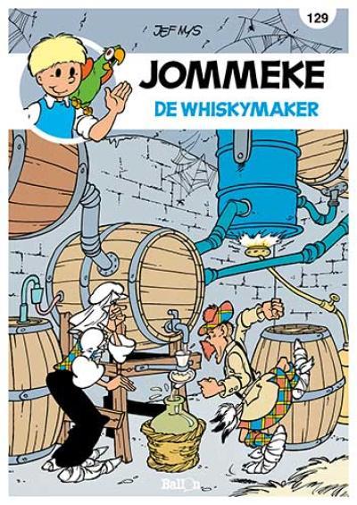 129 De whiskymaker