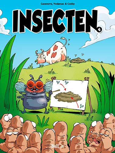 4 Insecten deel 4