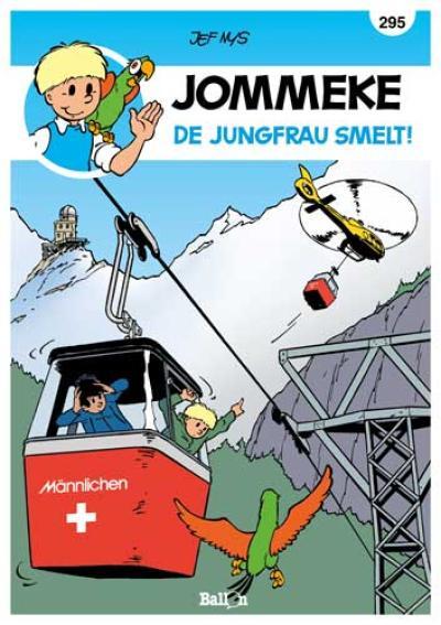 295 De Jungfrau smelt !