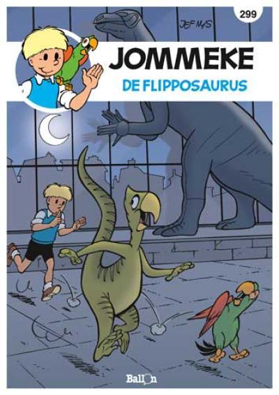 299 De flipposaurus