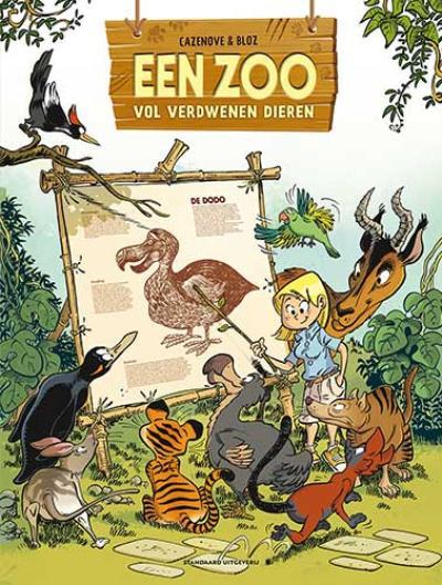 1 Een zoo vol verdwenen dieren 1