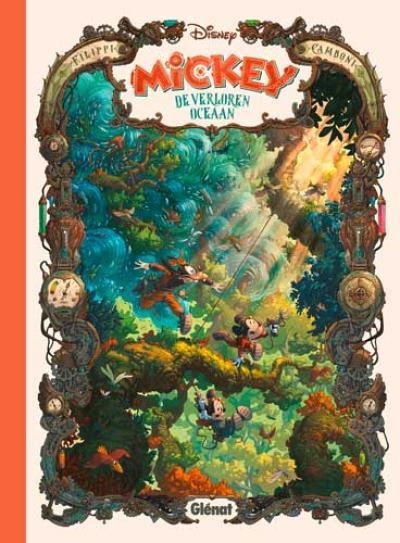 Mickey – De verloren oceaan