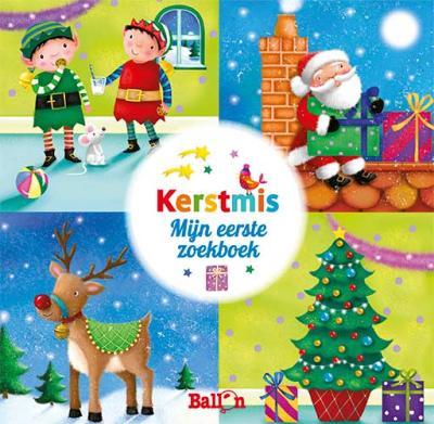 Kerstmis – Mijn eerste zoekboek