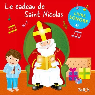 Livre sonore – Le cadeau de Saint Nicolas