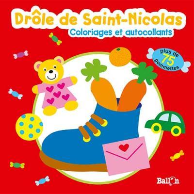 Drôle de Saint-Nicolas