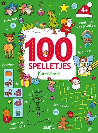100 spelletjes – Kerstmis (4+)