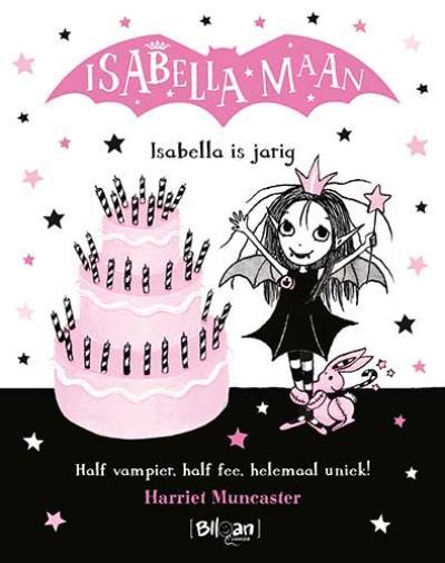 3 Isabella is jarig