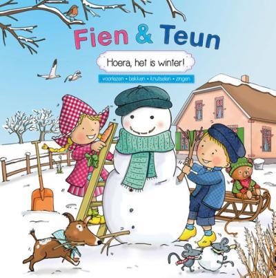 Fien & Teun – Hoera, het is winter!